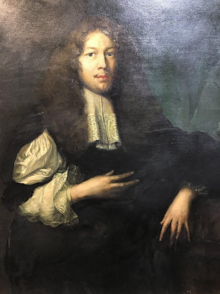 Old master painting of a Lord, c.18th/19th century