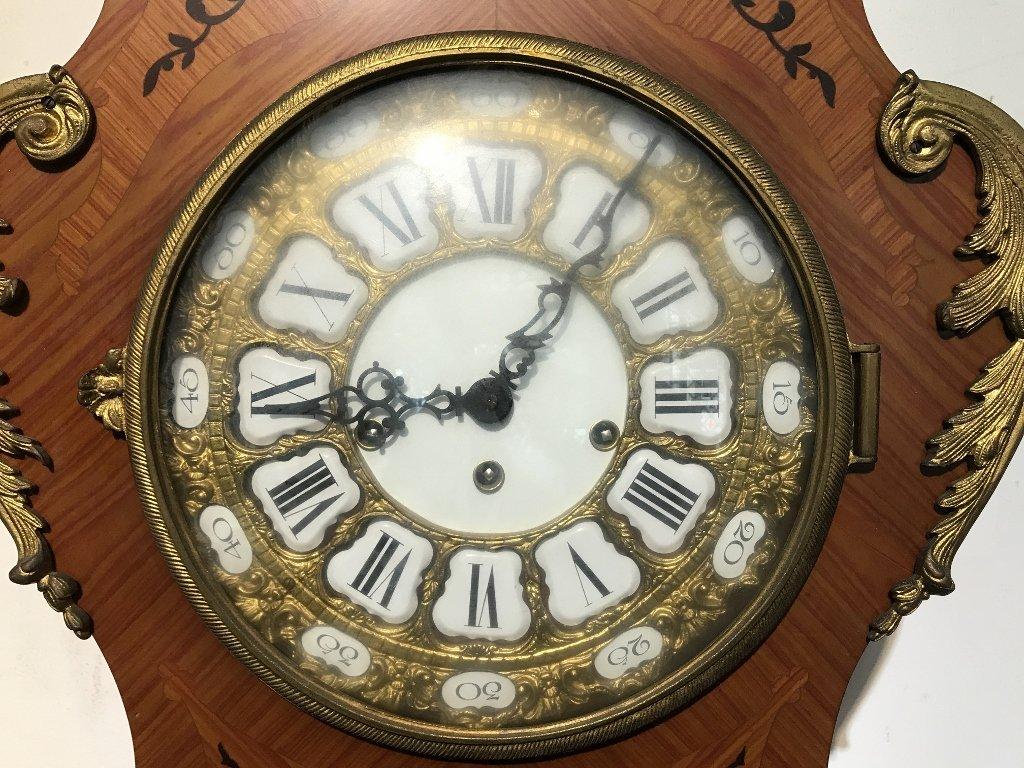 FHS(Franz Hermele)18th century style clock - 3