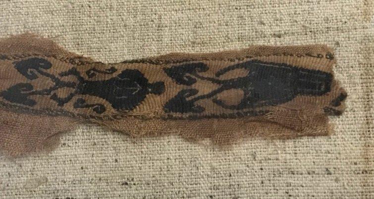 Three Coptic textile fragments - 5