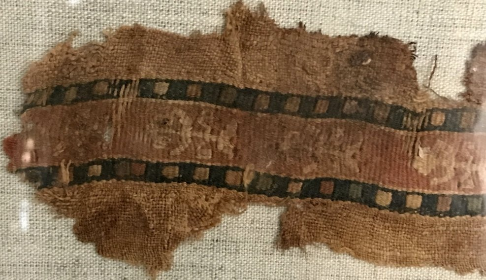 Three Coptic textile fragments - 8