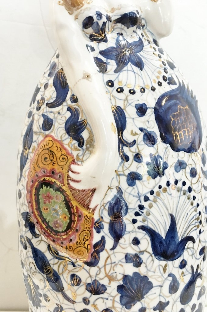 Ceramic fig. by Francesco Nonni for Melandri, c.1930 - 3