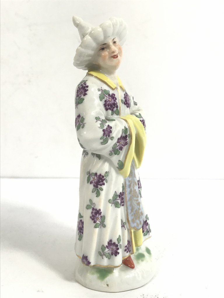Meissen figurine of a man from the Orient, c.1900 - 3