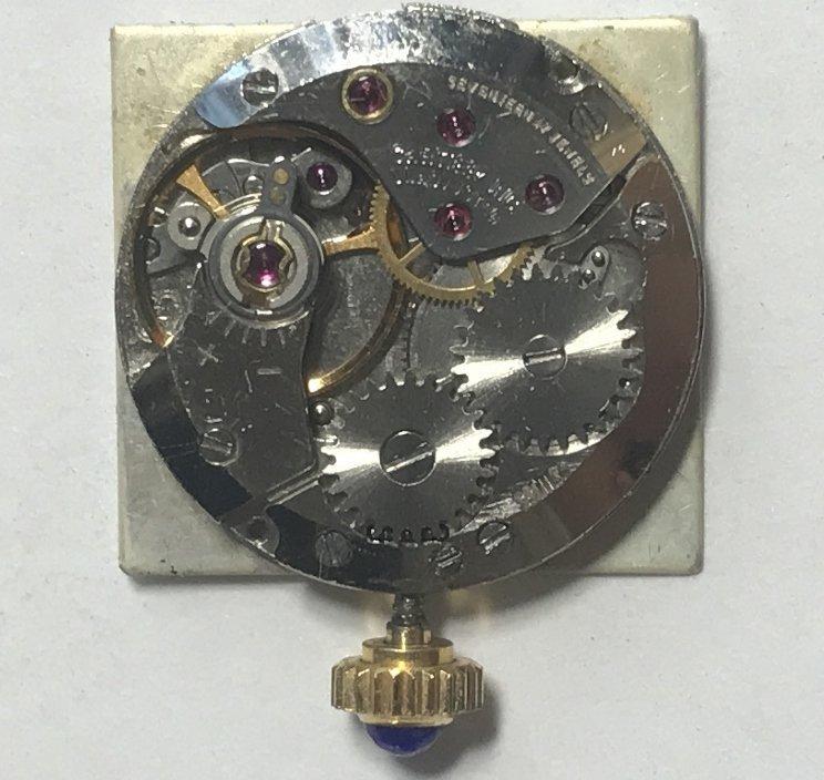 Cartier gold plated wristwatch - 4