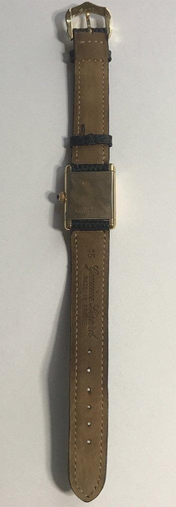 Cartier gold plated wristwatch - 7