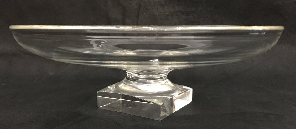 Steuben bowl