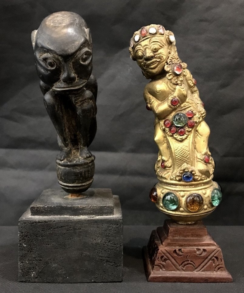 Two Demon items, circa 1930