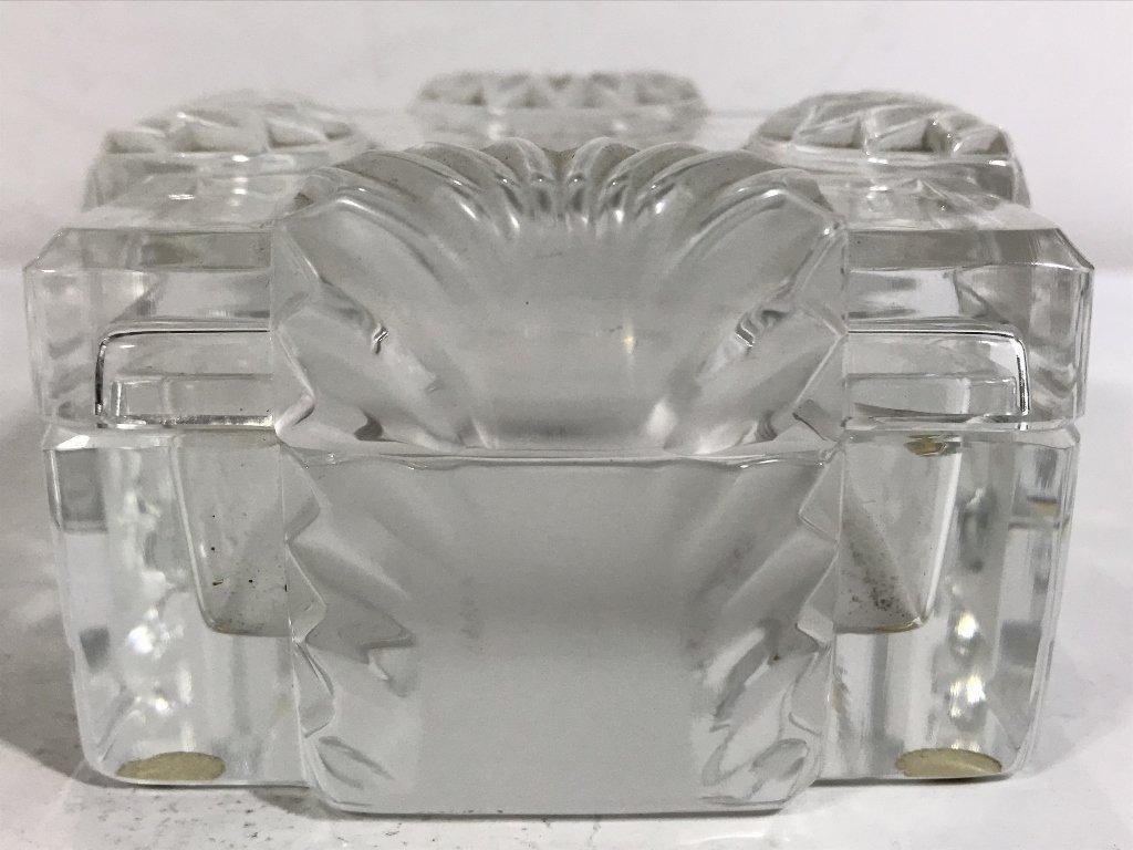 """Lalique box, """"Lalique France"""" - 4"""