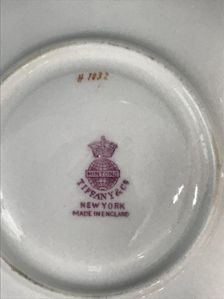 Set 6 Tiffany & Co Minton C&S, c.1900 - 7