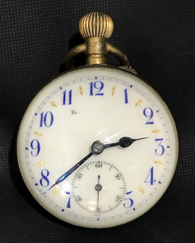 Ball watch, c.1915-1925