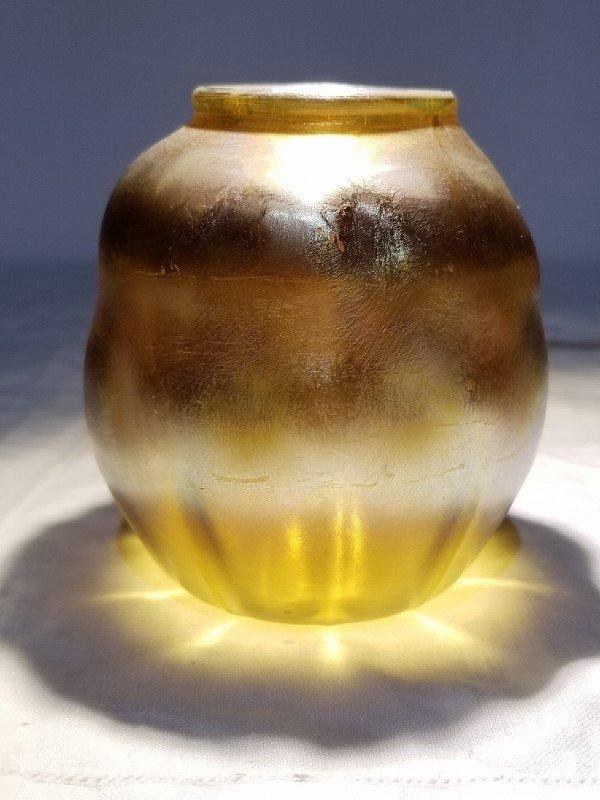 Louis Comfort Tiffany small jar, circa 1900 - 2