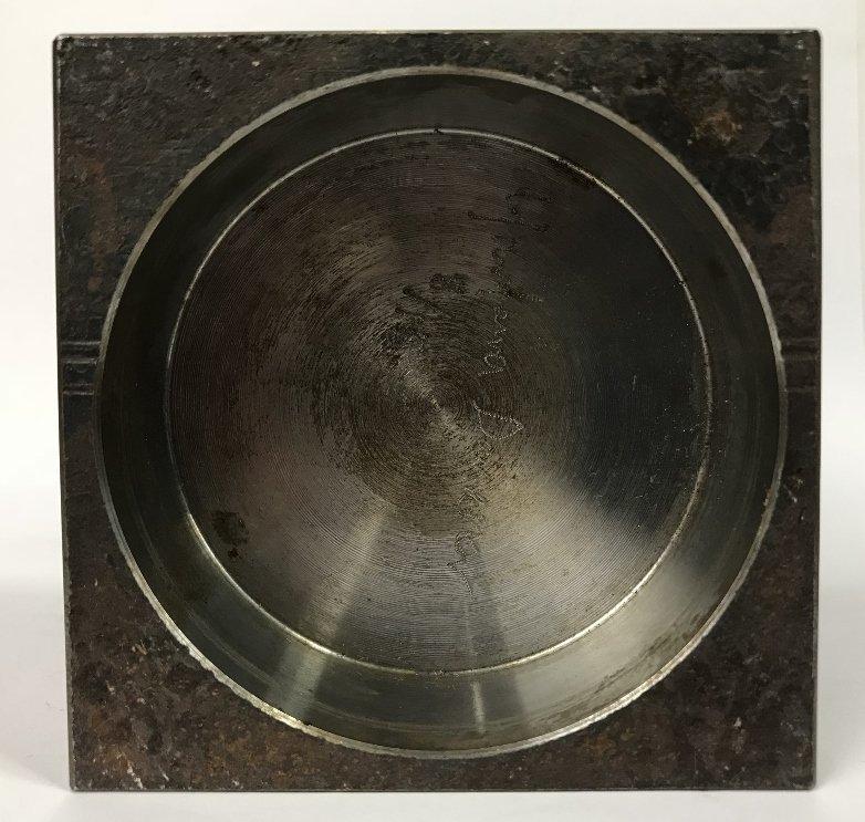 Signed modern bronze, by Yardena Dankner - 8