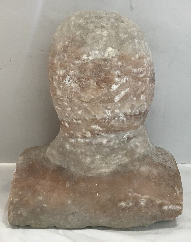 Stone sculpture of medieval knight of the 12th cen or.. - 4