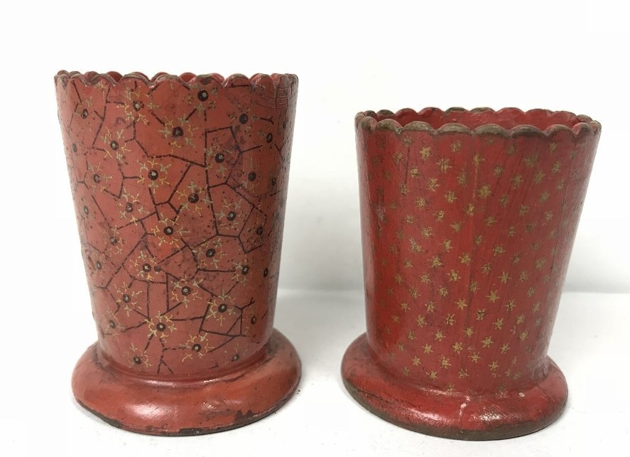 Miscellaneous Indian lacquer items - 6