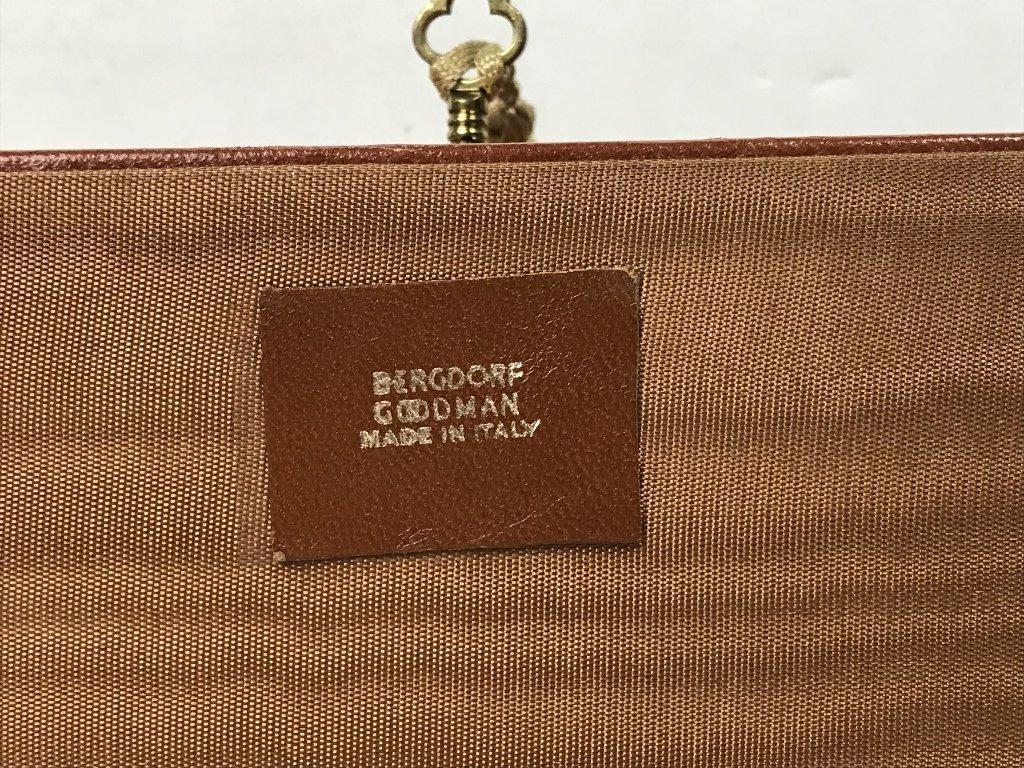 Bergdorf Goodman leather jewelry box - 6