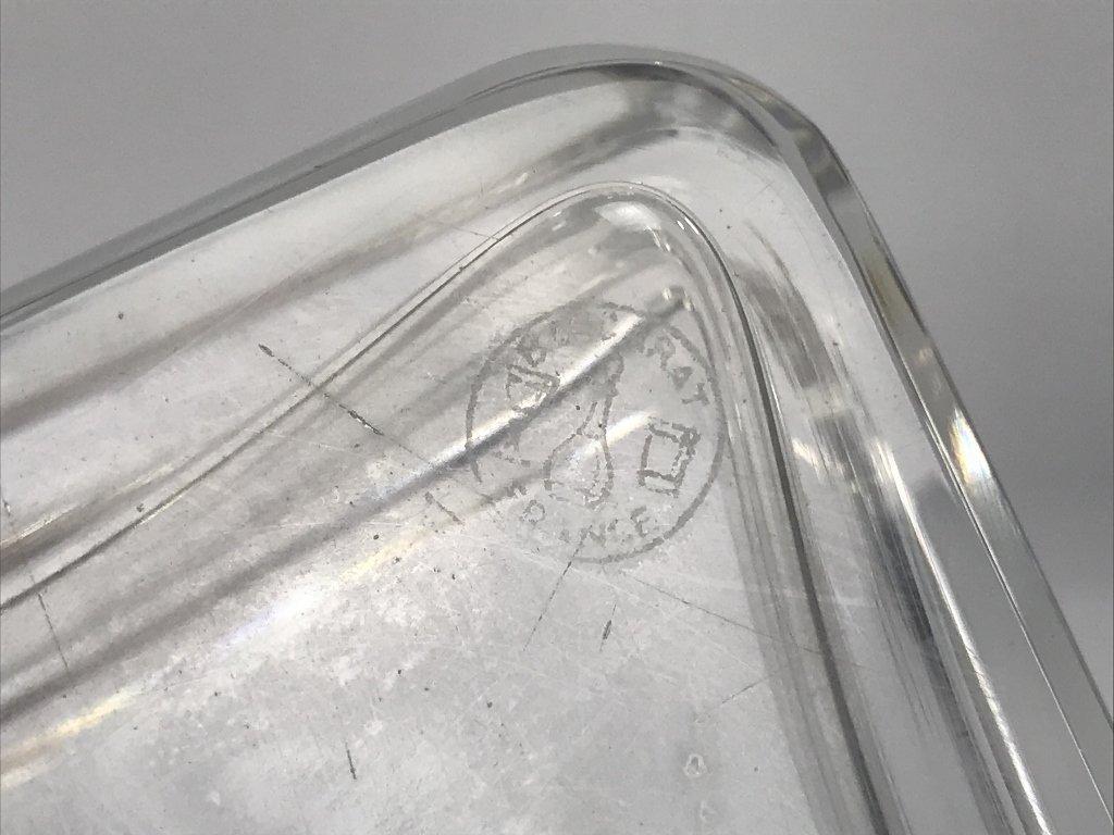 Baccarat crystal box - 2