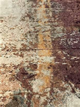 Wool design carpet, Zoe Luyendijk/Marc Philips