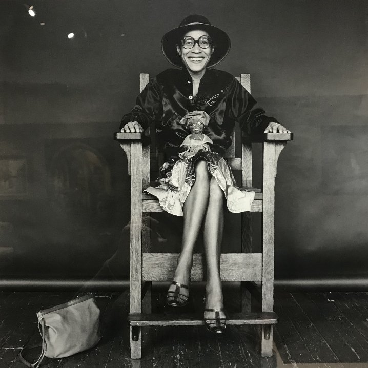 Photograph of Dorothea Dean by Robert Mapplethorpe - 2