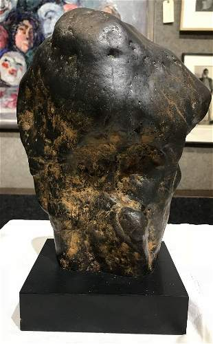Meteorite from Hunt Fine Arts