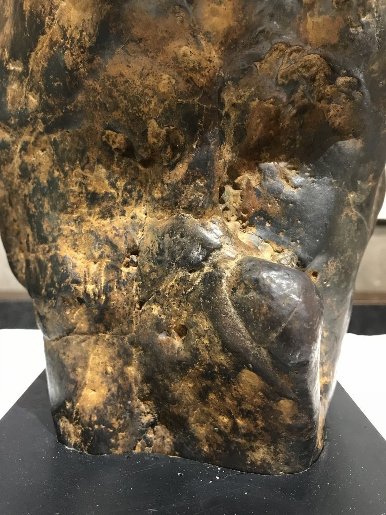 Meteorite from Hunt Fine Arts - 2