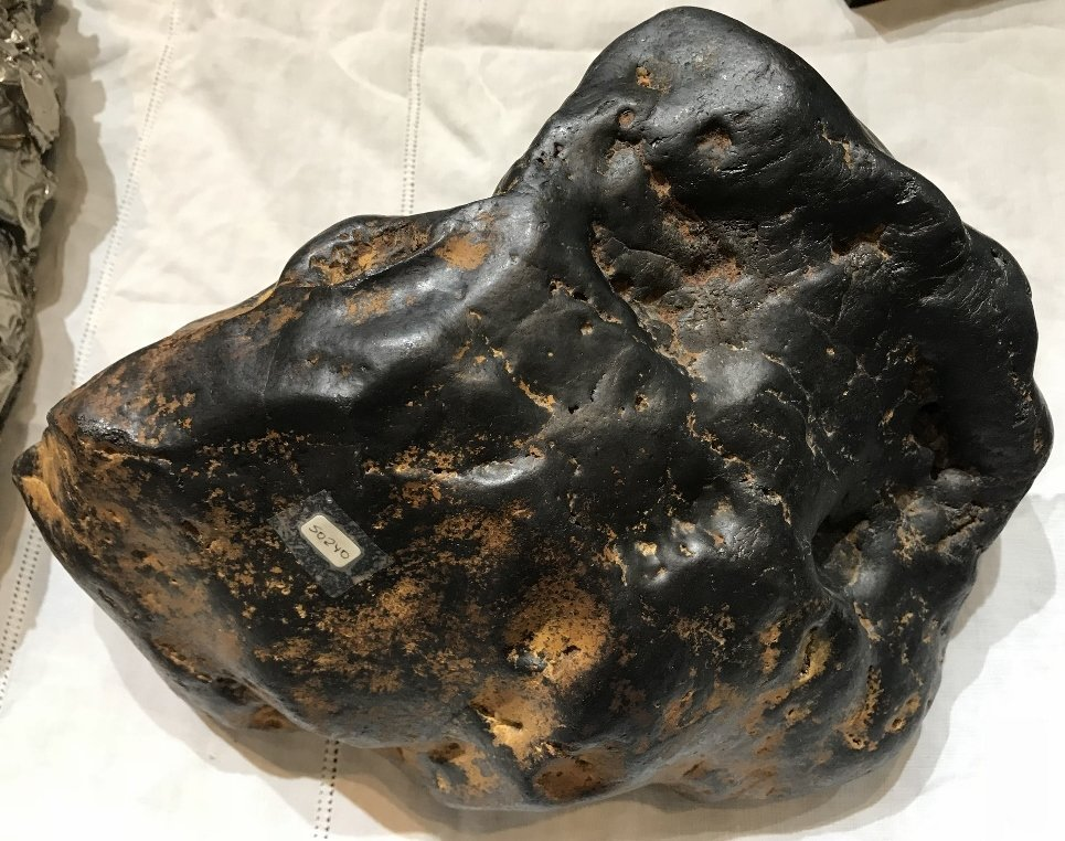 Meteorite from Hunt Fine Arts - 4