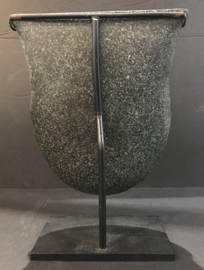 Carved stone tablet, Hunt Fine Arts - 4