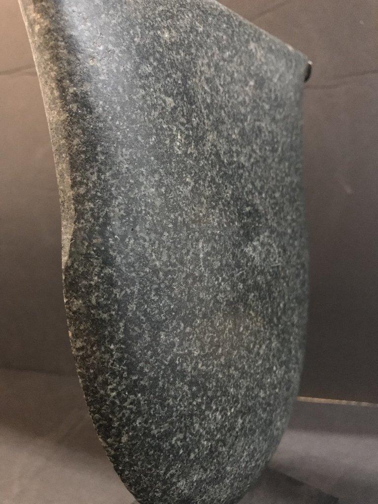 Carved stone tablet, Hunt Fine Arts - 6