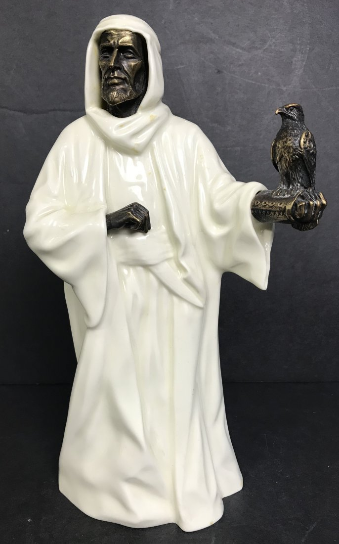 "Minton figurine, ""The Sheik"", 1978"