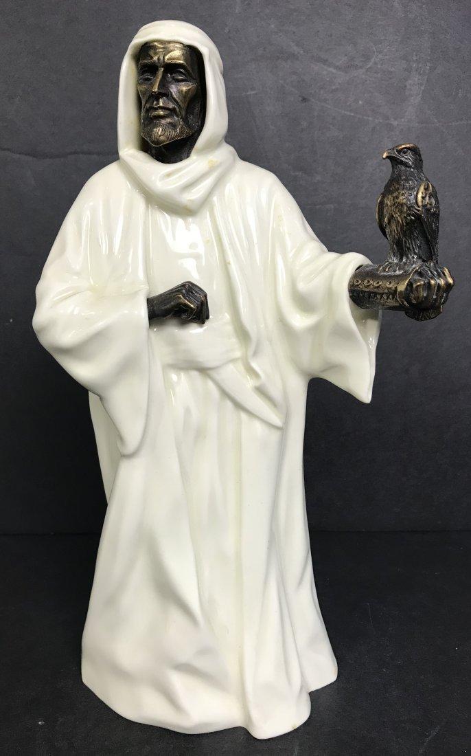 "Minton figurine, ""The Sheik"", 1978"