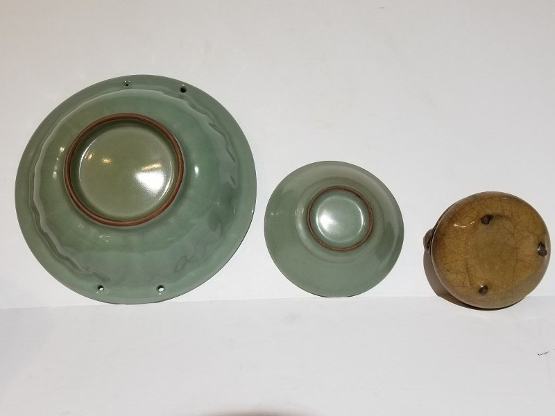 Three Chinese ceramics - 3