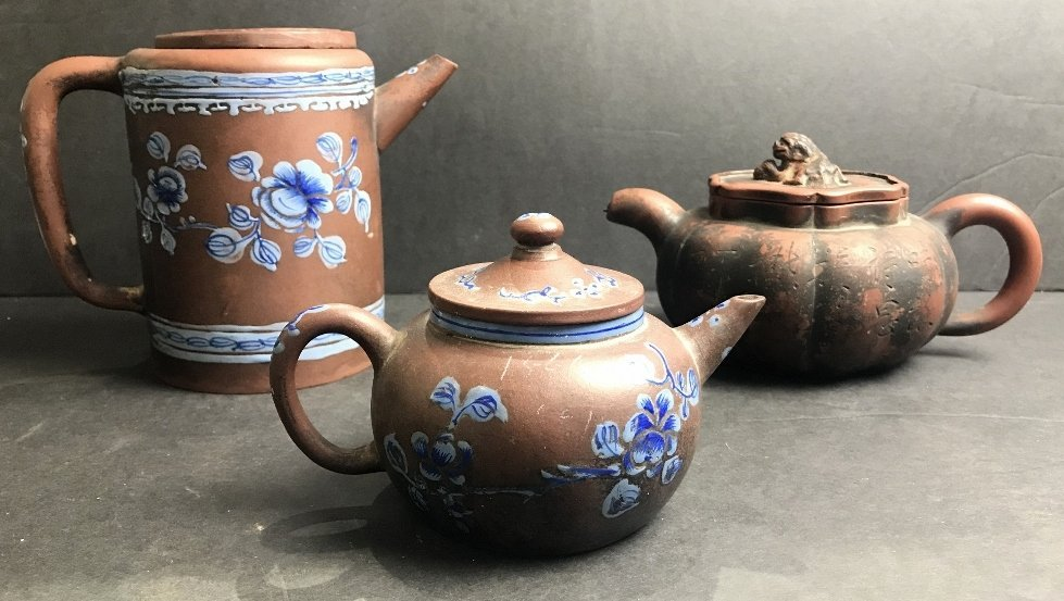 Yixing teapot(Three)
