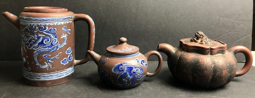 Yixing teapot(Three) - 8