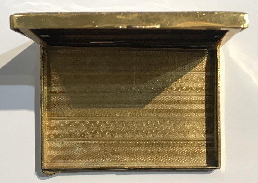 Enamel box, circa 1910 - 6