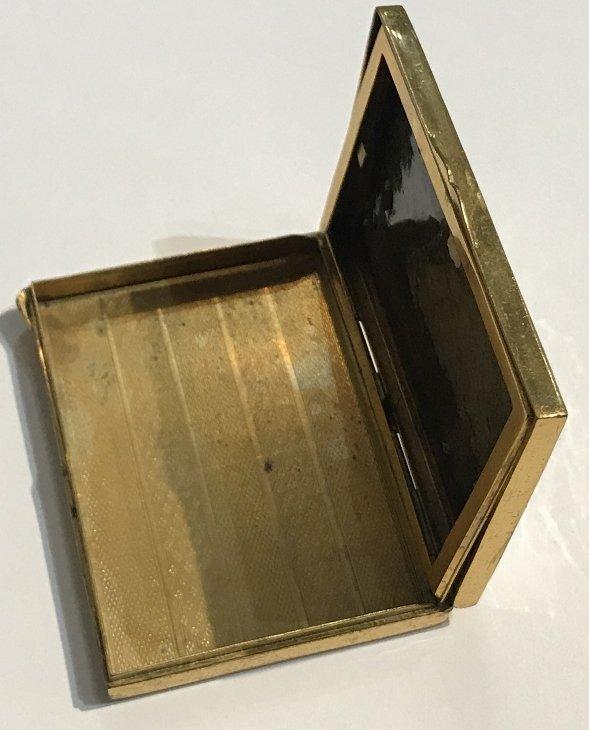 Enamel box, circa 1910 - 7