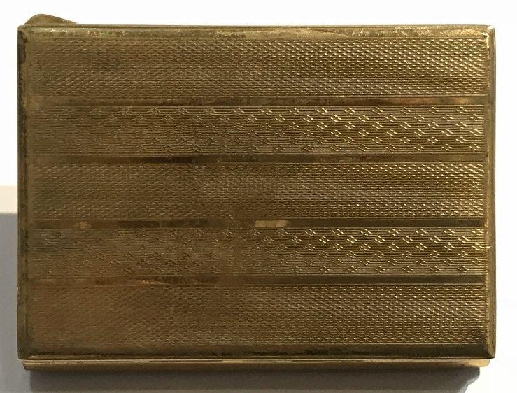Enamel box, circa 1910 - 9