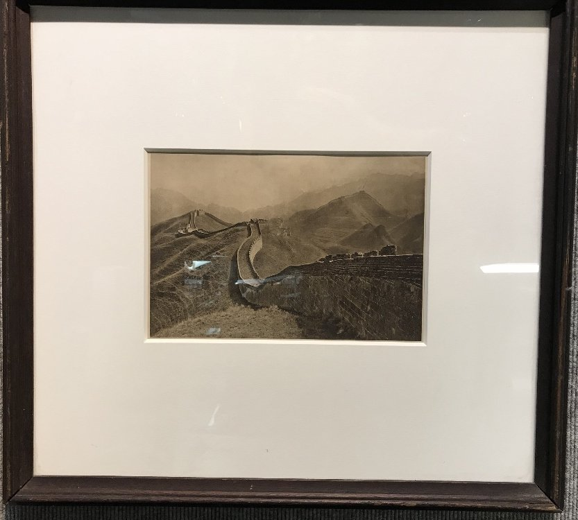 Photo of China's Great Wall, Hunt Fine Arts