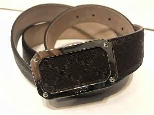 Gucci belt in the box