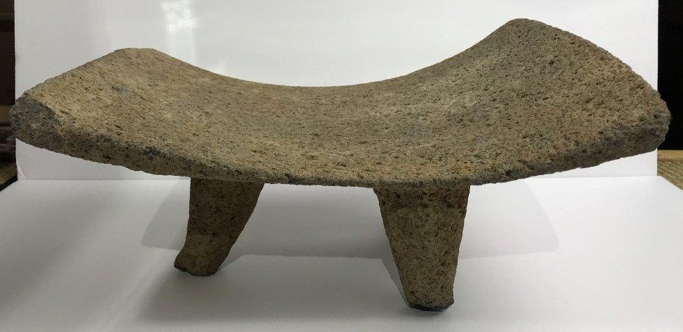 Pre-Columbian stone metate, Costa Rica