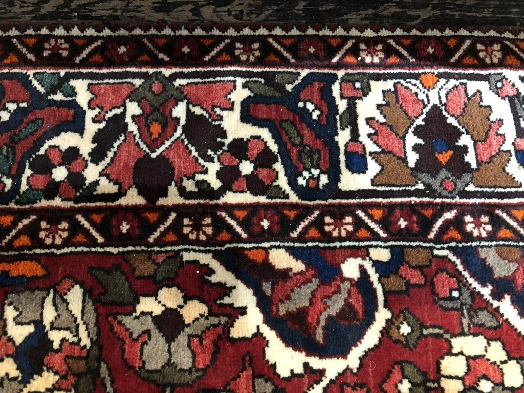 Handmade Persian carpet, 8' x 10' - 4