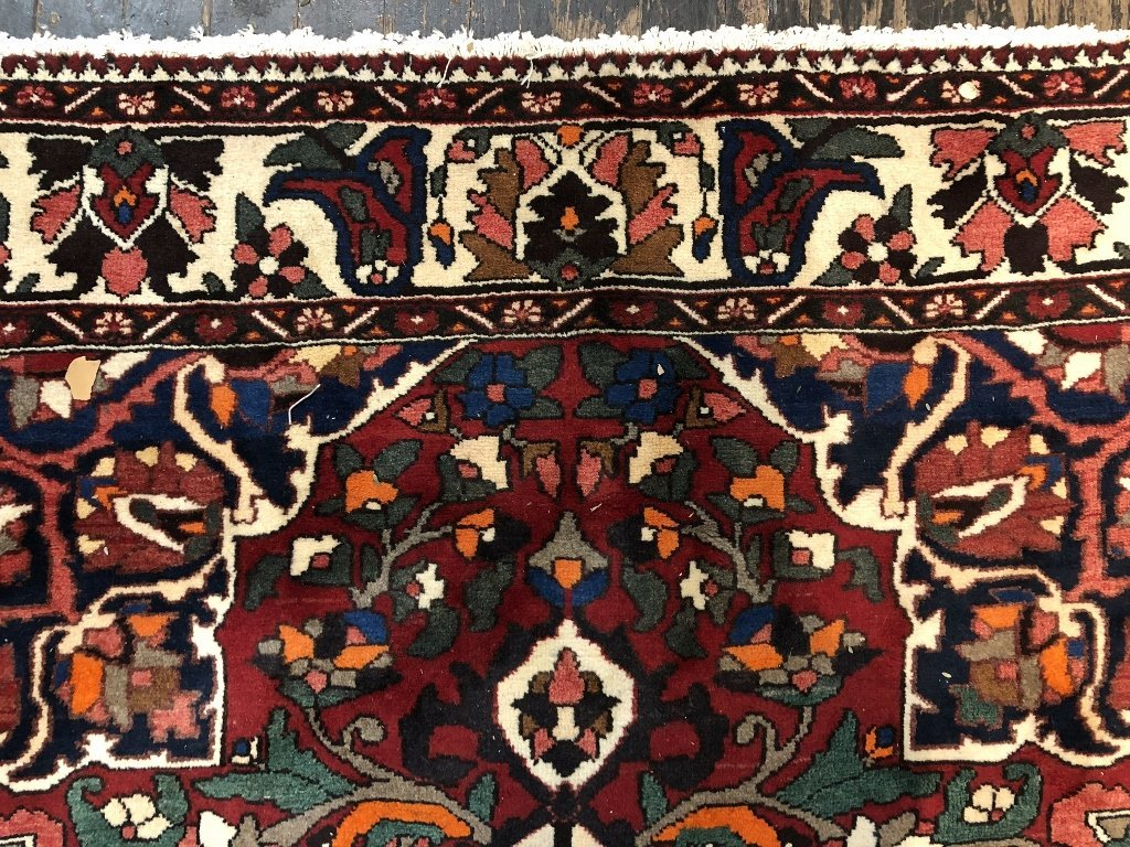 Handmade Persian carpet, 8' x 10' - 5