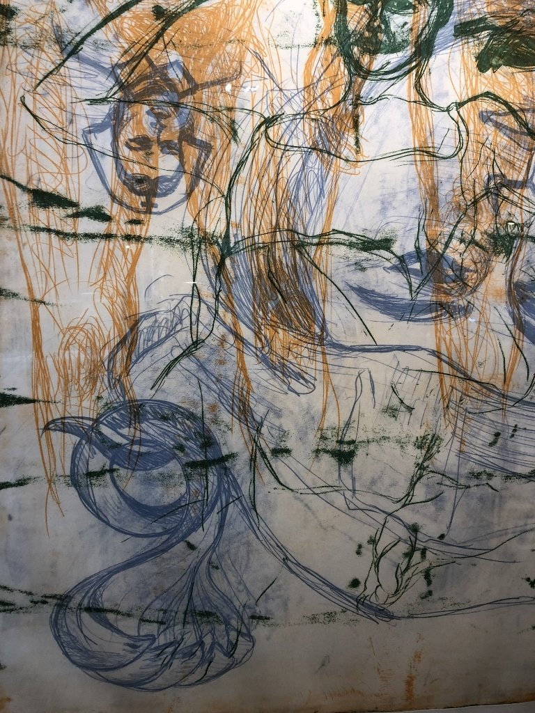 Large numbered litho by David Salle(b.1952) - 4