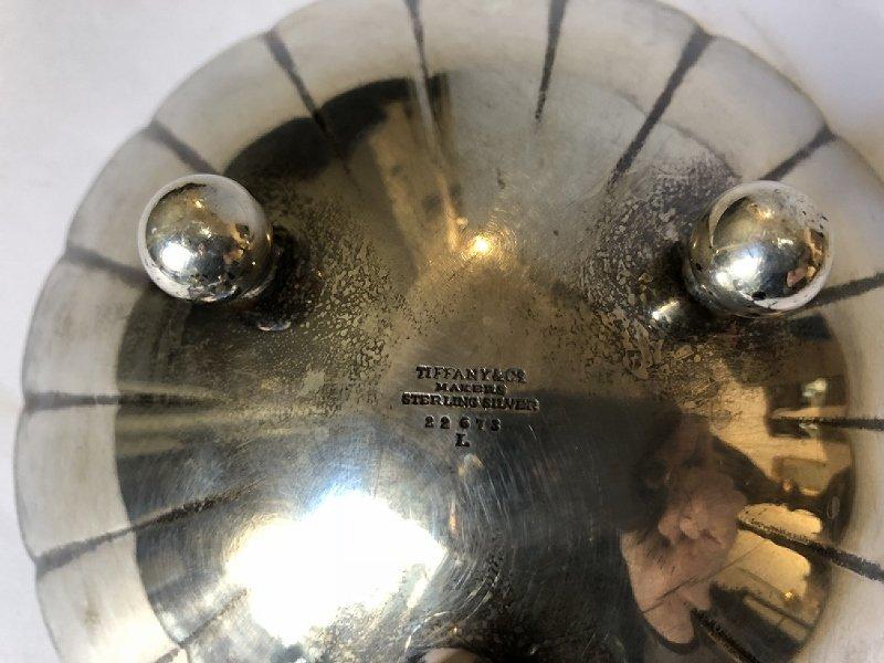 Tiffany & Co sterling bowl - 4