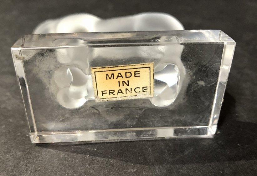 Lalique horse - 6