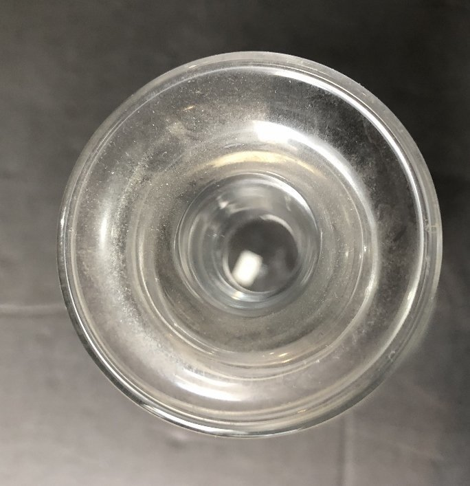 Lalique decanter and stopper - 4