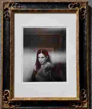 Photograph of Ozzy Osbourne by Chris Buck