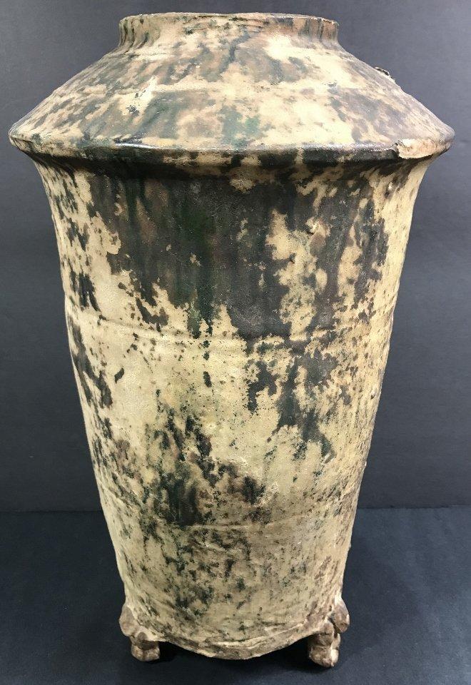 Chinese ceramic vase, 19th?