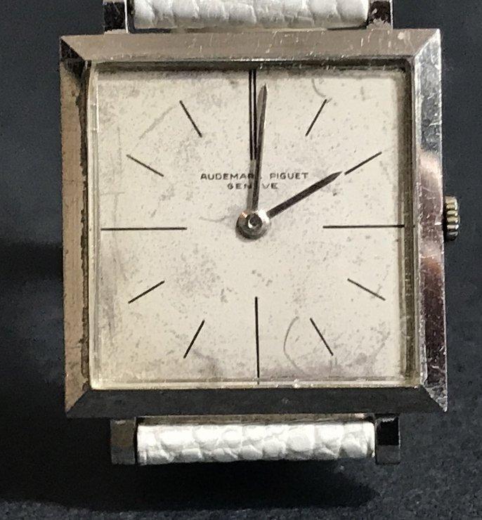 18k ladies Audemar Piguet wristwatch, c.1970
