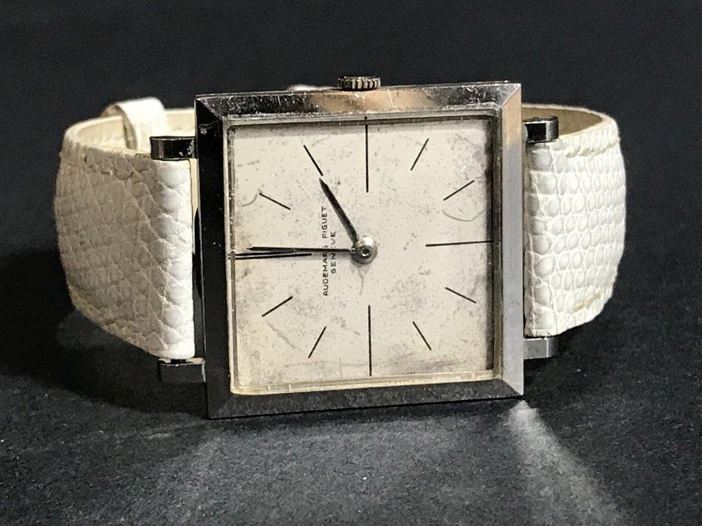 18k ladies Audemar Piguet wristwatch, c.1970 - 2