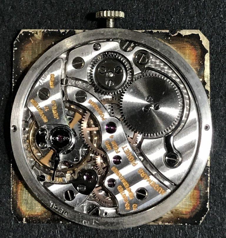 18k ladies Audemar Piguet wristwatch, c.1970 - 7