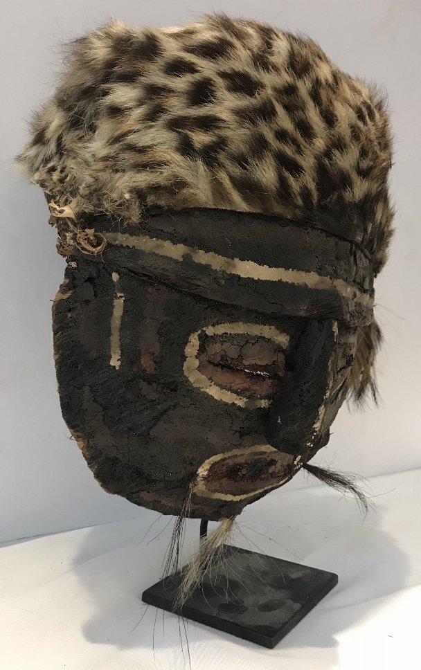 African mask-Tim Hunt Estate - 6