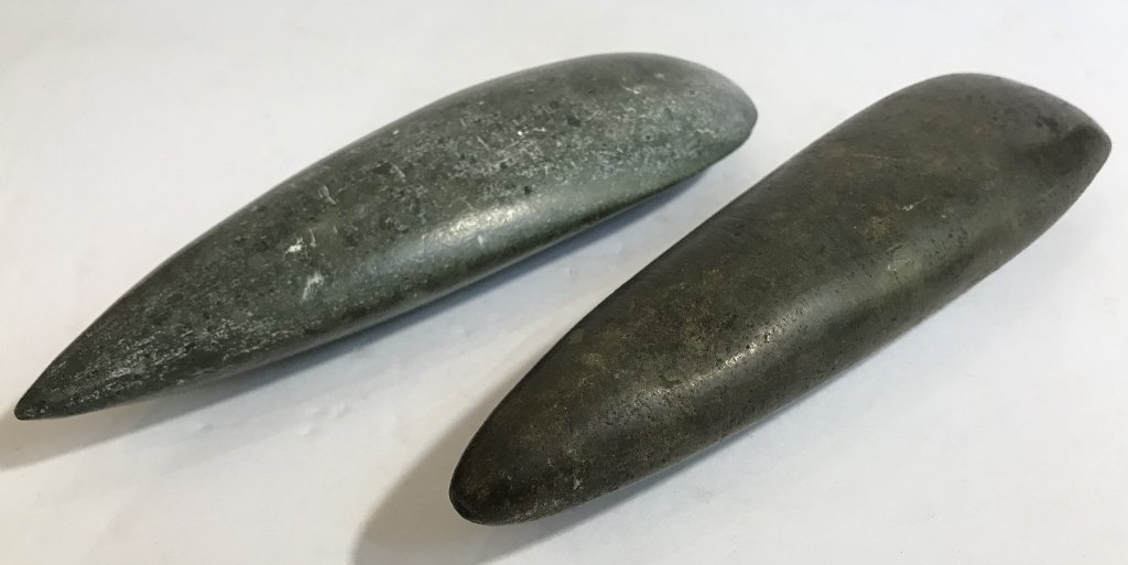 Two possibly Pre-Columbian taino celts - 3